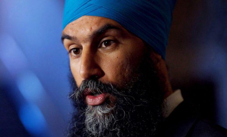 Photo of Jagmeet Singh يدعو ترودو لتمديد CERB لمدة 4 أشهر أخرى