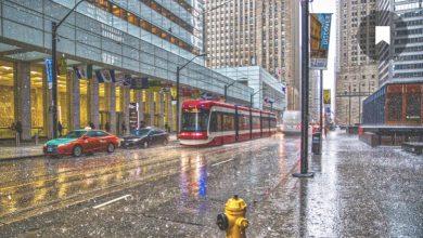 صورة ستشهد تورنتو انخفاضاً في درجات الحرارة هذا الأسبوع