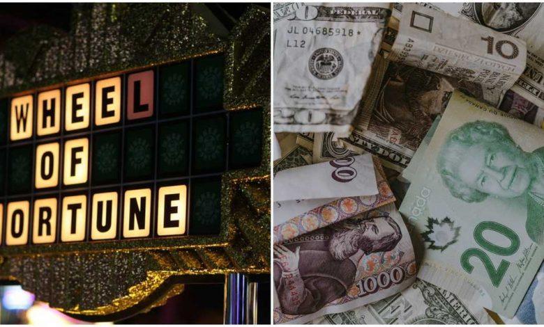 صورة مواطنة كندية تفوز في برنامج عجلة الحظ ب21 الف دولار وتلاحقها الديون بعد فوزها