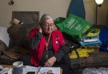 """صورة في هاليفاكس، يخشى المدافعون عن الإسكان من نقص المأوى إضافة إلى """"الفقراء الجدد"""""""