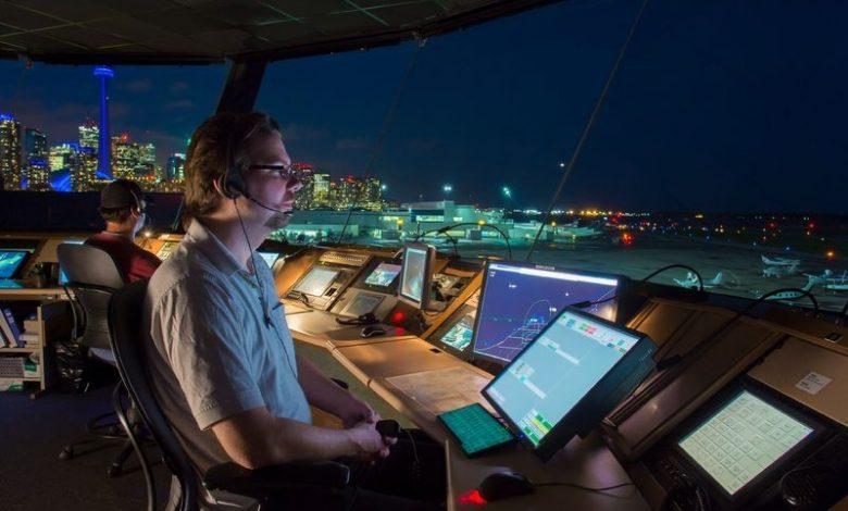 صورة تدرس شركة Nav Canada قطع وحدات التحكم في الحركة الجوية في 7 أبراج عبر كندا