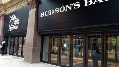 صورة يغلق متجر Hudson's Bay  في تورونتو بعد أن قال فورد أنه كان غير عادل أنهم كانوا مفتوحين